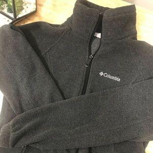 Columbia zip-up fleece